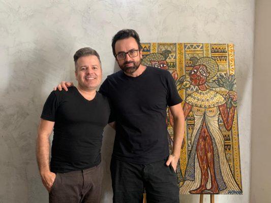 Obras do Futuro Picasso do Brasil Marcos Anthony