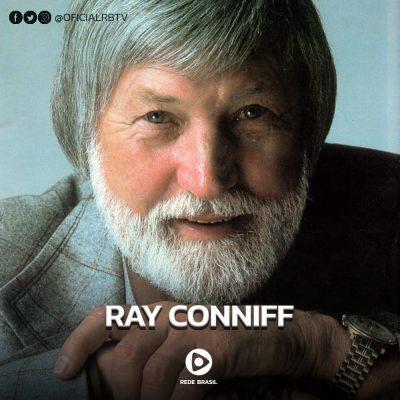Ray Conniff Na Rede Brasil de Televisão e RBTV