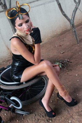 Agência de Modelos exclusiva para deficientes