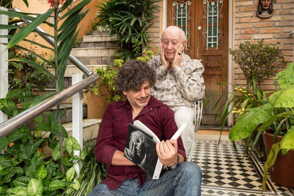 Lançamento autobiografia de Sergio Mamberti