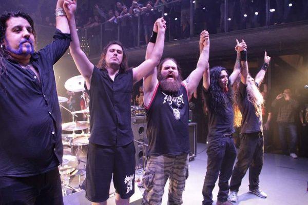 Lendária banda paulistana de Thrash metal, Korzus