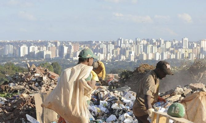 Brasil desativa 600 lixões no período de um ano