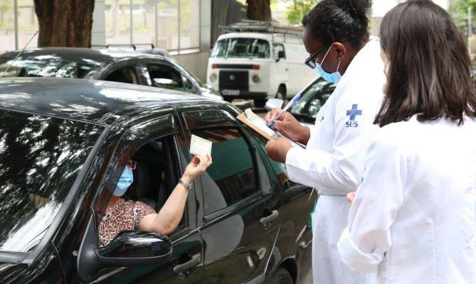 Vacinação obrigatória em fins de semana e feriados
