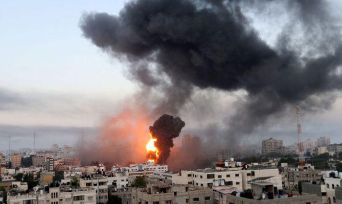 Israel mantém ataques contra governantes islâmicos do Hamas