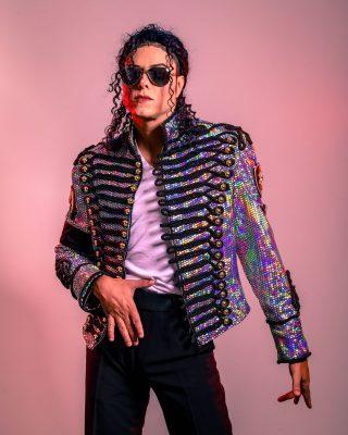 Tributo Ao Rei do Pop Michael Jackson em live