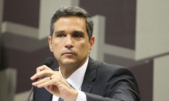 Roberto Campos Neto - Presidente do Banco Central do Brasil