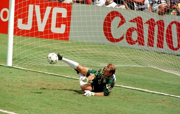 Taffarel e sua passagem histórica como goleiro da Seleção