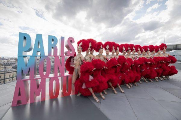 """Lançamento da campanha """"Paris Mon Amour"""""""