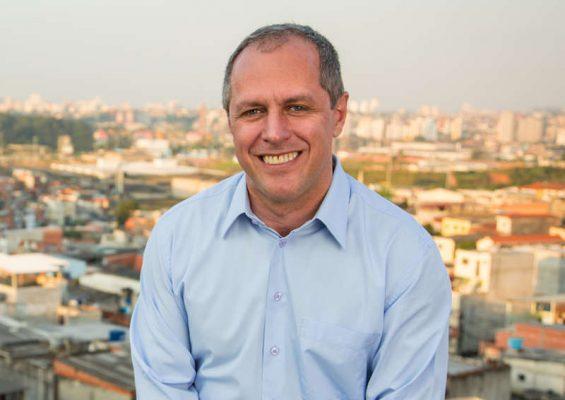 Edilson Venturelli maestro e diretor do Instituto Baccarelli