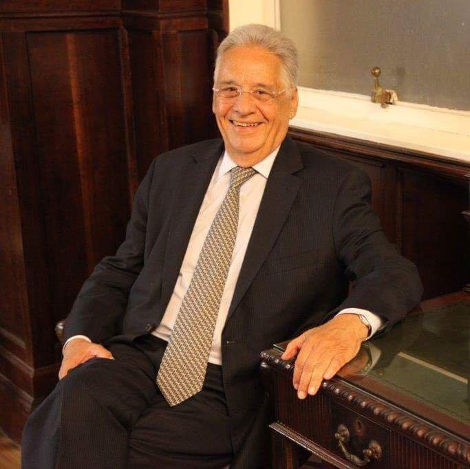 Camara de Comercio do Brasil nos EUA recebe antigo Presidente do Brasil - FHC
