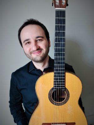 Destaque ao grande violinista erudito Bruno Madeira