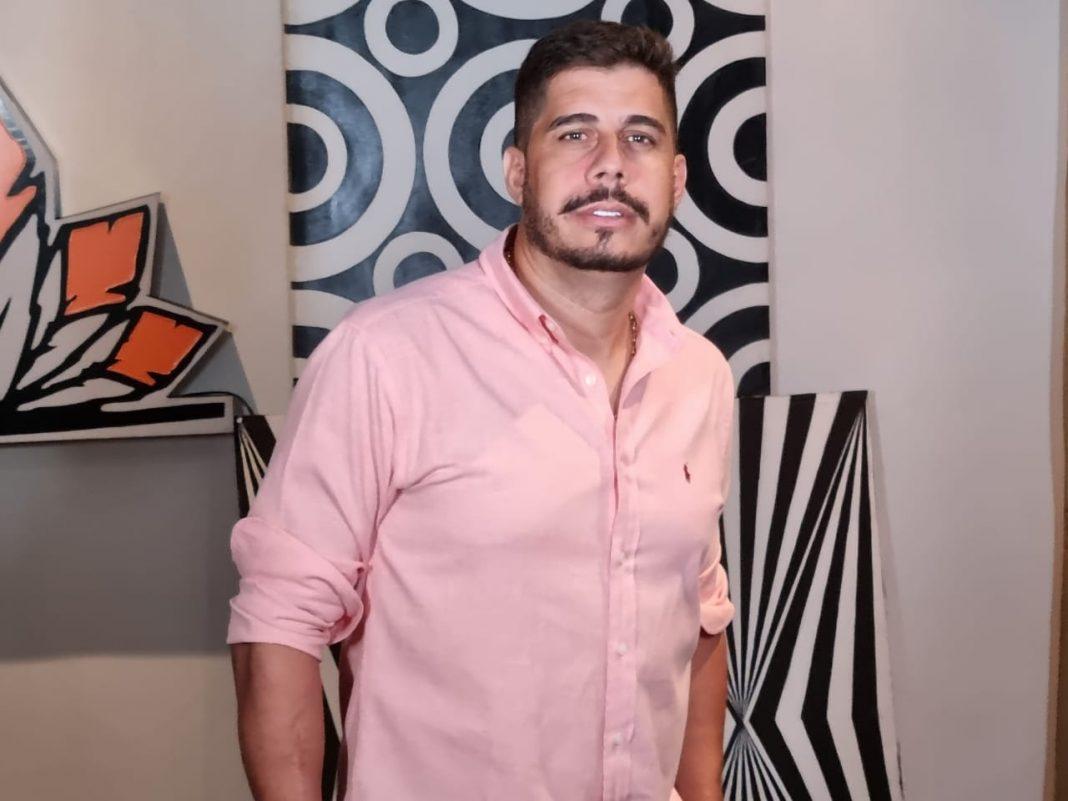 Empresário carioca incentivador da cultura na capital paulista