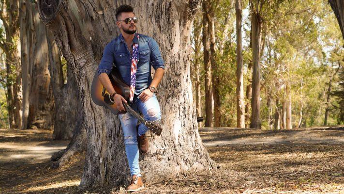Cantor Sertanejo lança single na Califórnia