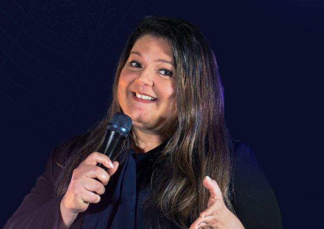 Cris Vieira a professora de inglês das celebridades