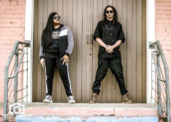 Os rappers Subúrbio Negro levam sua música aos EUA